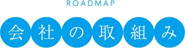 Roadmap 会社の取組み